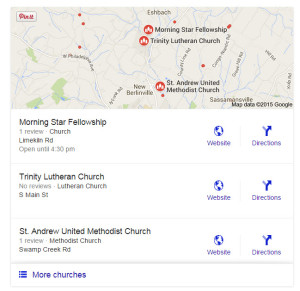 "search results for ""churches Bechtelsville"""