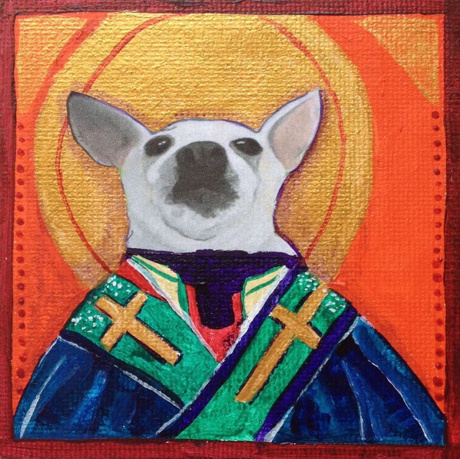 Canonized Dog