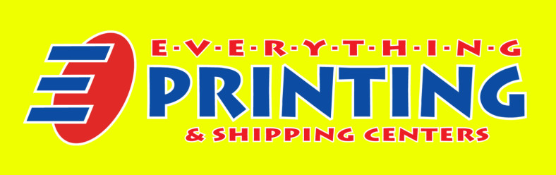 everything printing logo/header image